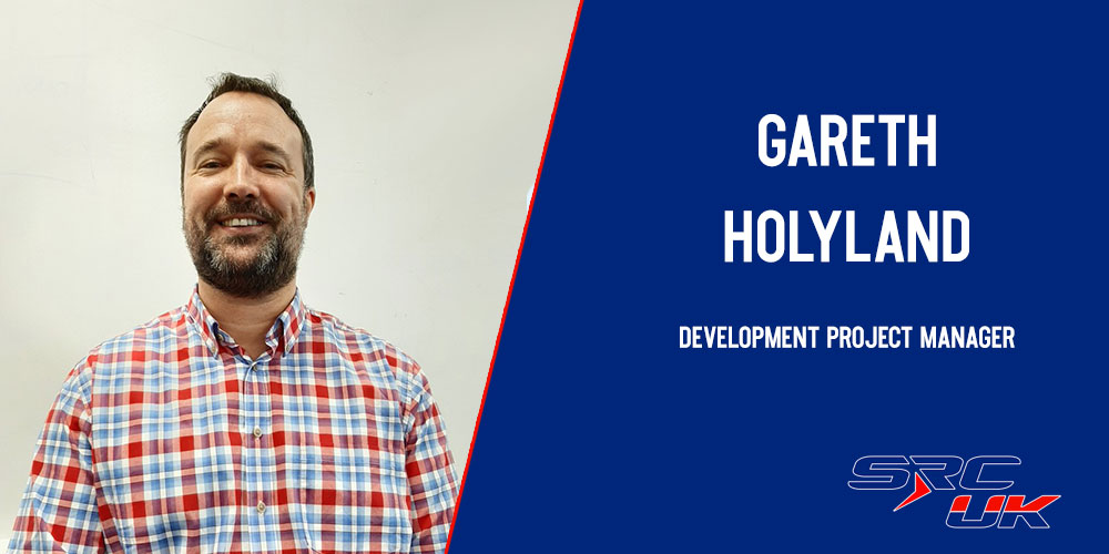 Gareth Holyland Joins SRC UK
